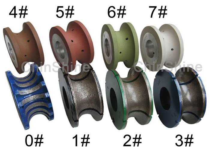 Diamond Profile Grinding Wheels