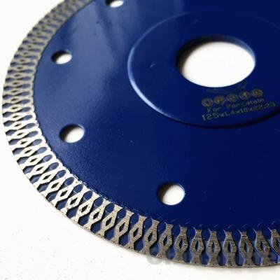 Ultra thin diamond cutting disc for ceramic