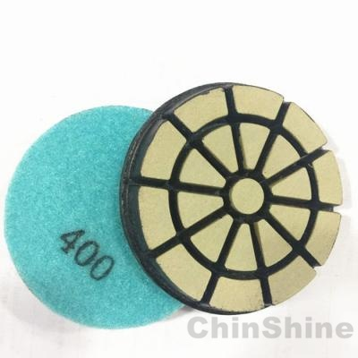 3 Concrete ceramic polishing pads