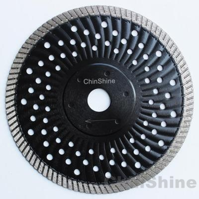180mm dry diamond cutting blade for concrete